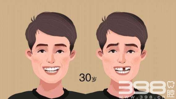 缺牙危害有哪些