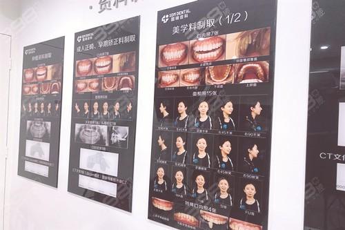 北京固瑞齿科诊所背景墙