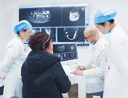 北京海德堡联合口腔医院种植牙技术