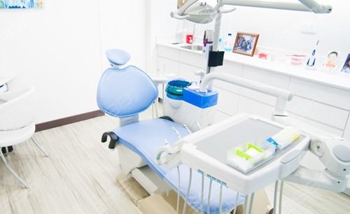 思傑牙科诊疗室