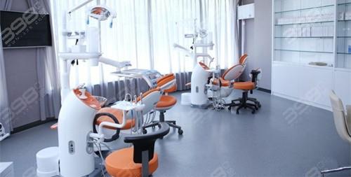 温州牙博士口腔门诊诊疗室