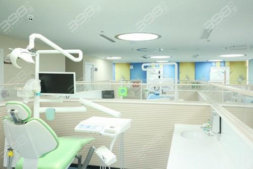 郑州南区口腔医院治疗室