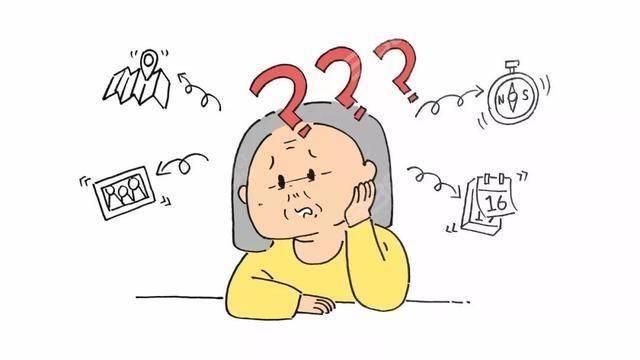 牙周炎引起老年痴呆