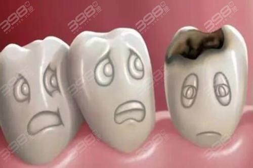 厦门补牙一般多少钱一颗?