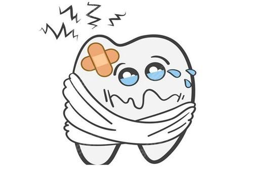 为什么会一到晚上就牙疼?