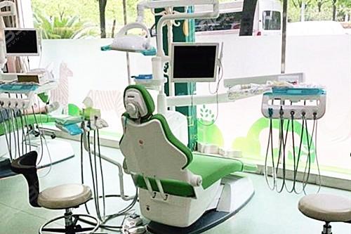 上海青苗儿童口腔诊疗室